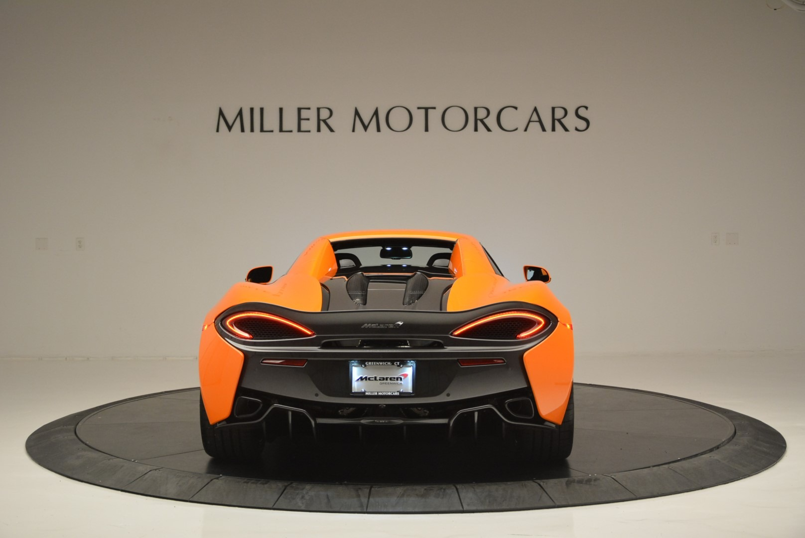 New 2019 McLaren 570S Spider Convertible For Sale In Greenwich, CT 2520_p19