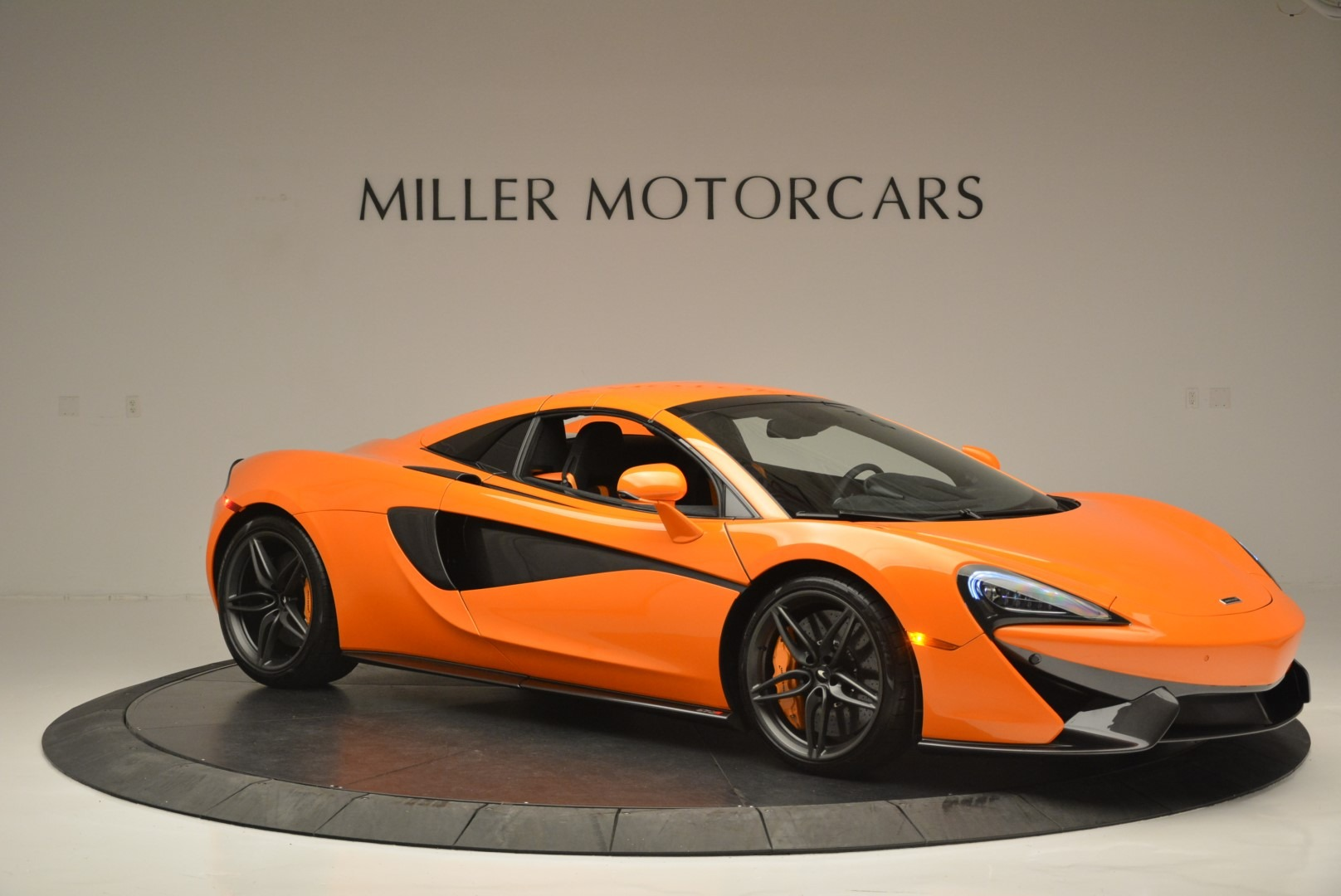 New 2019 McLaren 570S Spider Convertible For Sale In Greenwich, CT 2520_p22