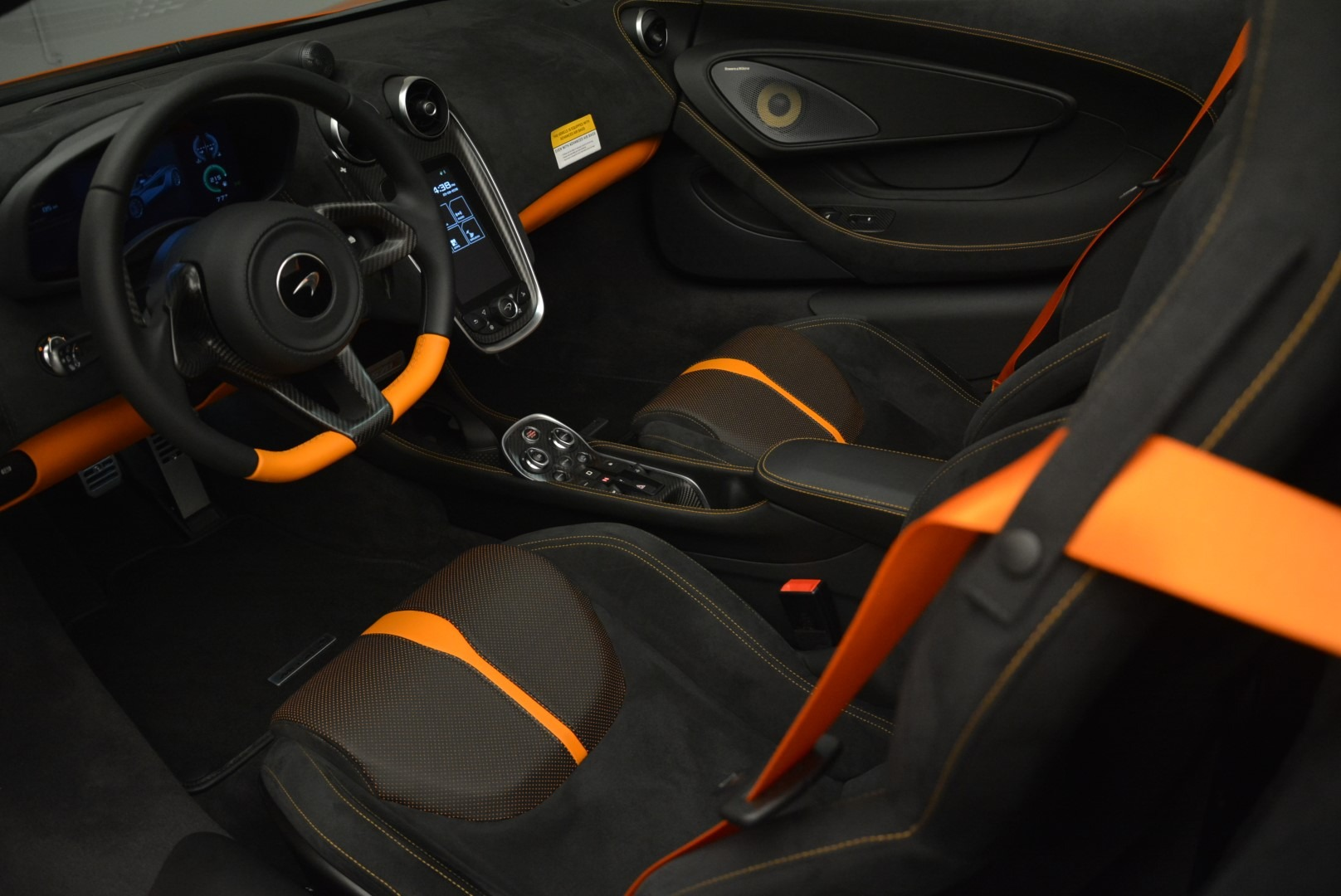 New 2019 McLaren 570S Spider Convertible For Sale In Greenwich, CT 2520_p24