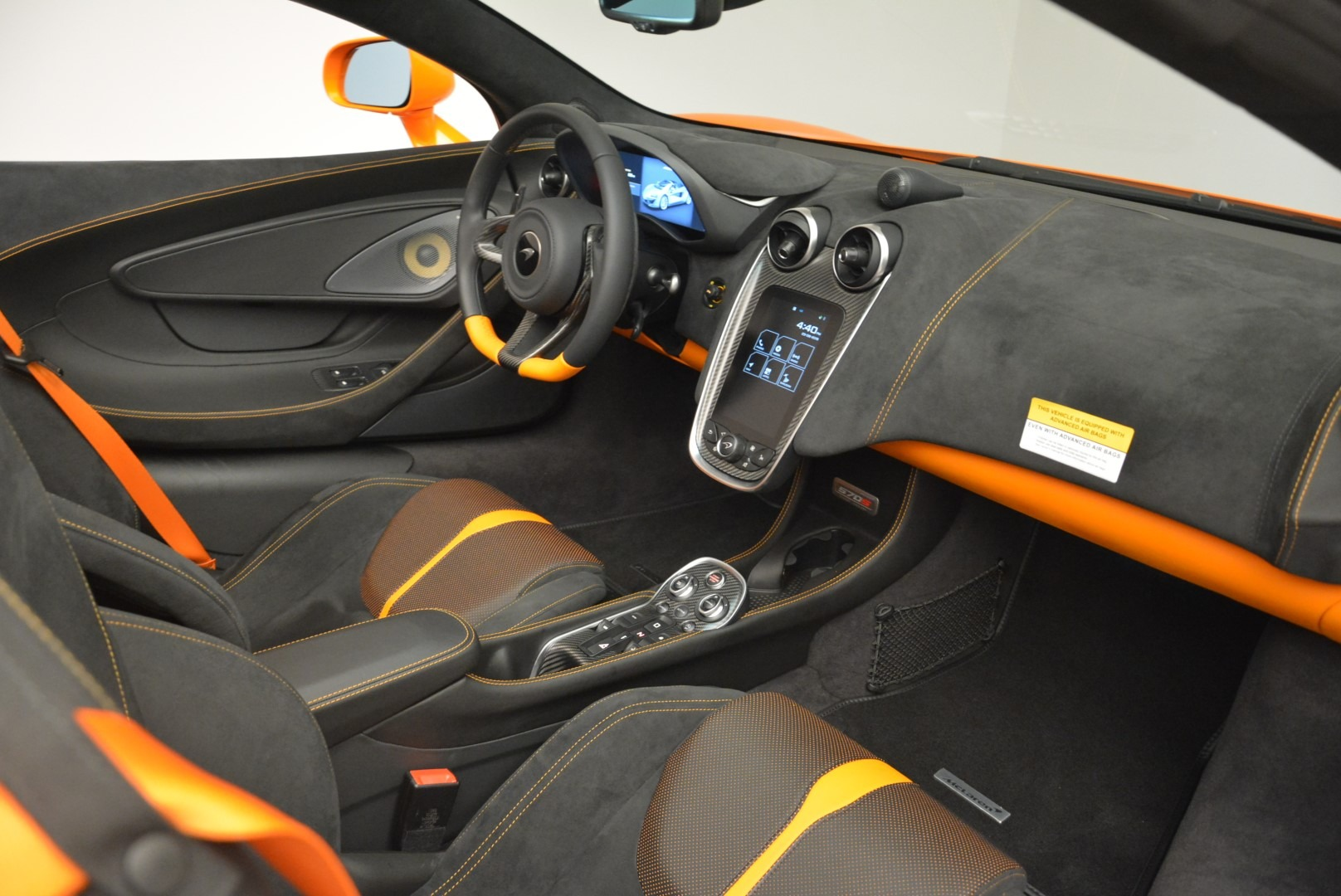 New 2019 McLaren 570S Spider Convertible For Sale In Greenwich, CT 2520_p27