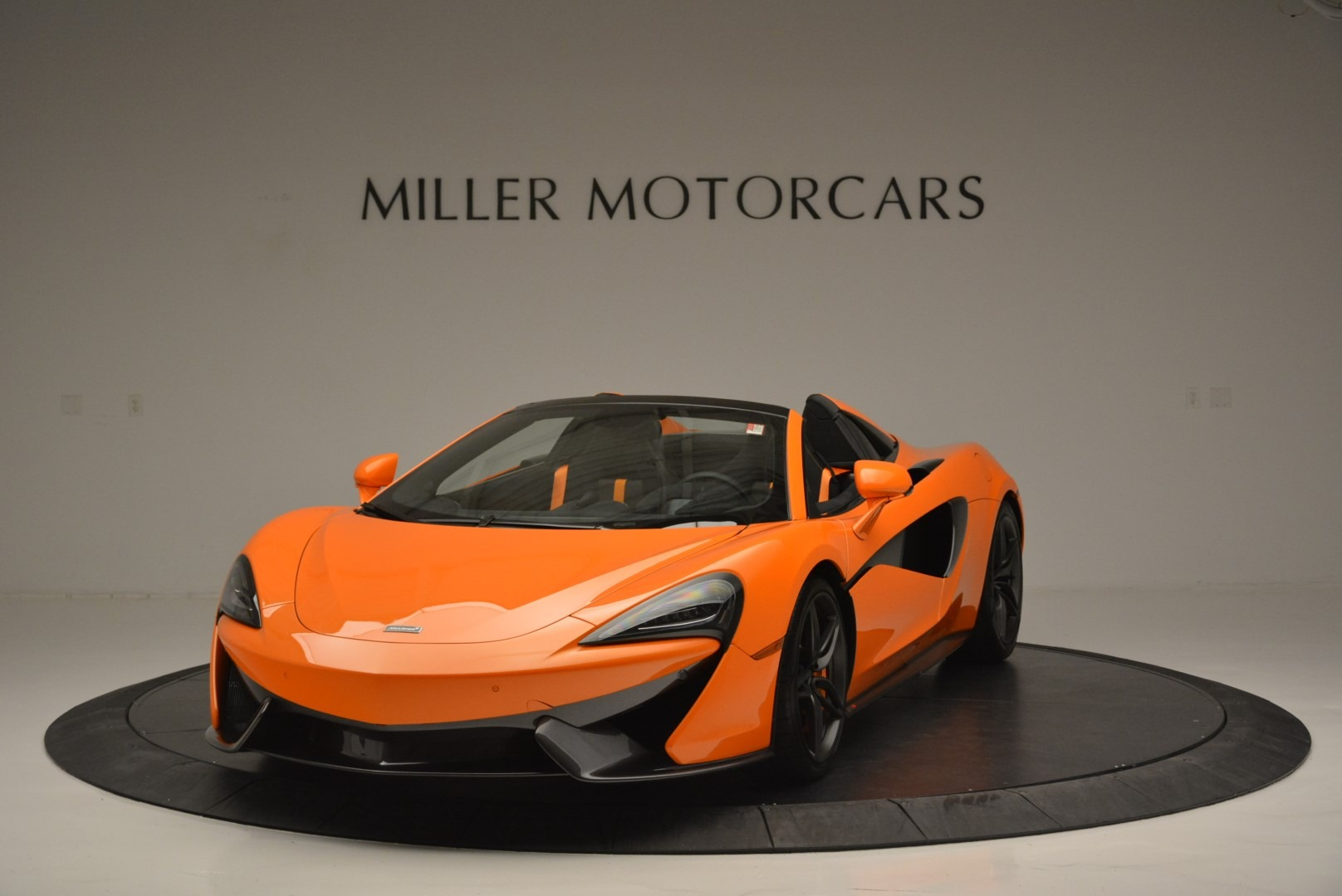 New 2019 McLaren 570S Spider Convertible For Sale In Greenwich, CT 2520_p2