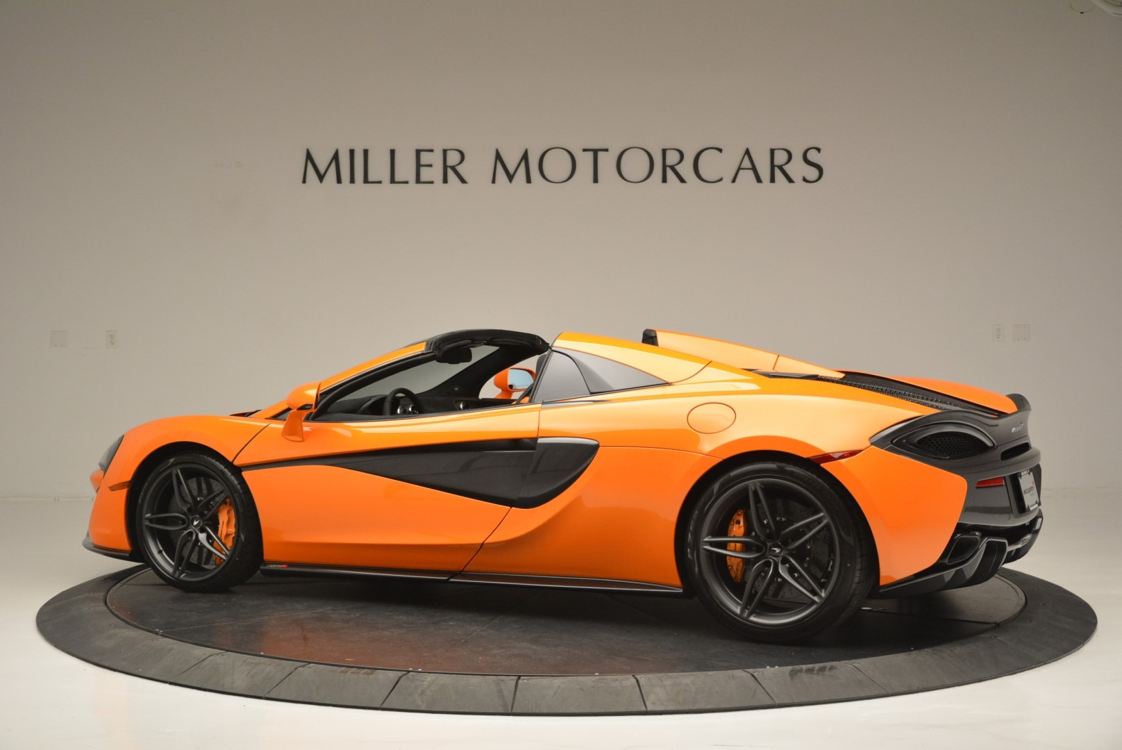 New 2019 McLaren 570S Spider Convertible For Sale In Greenwich, CT 2520_p4