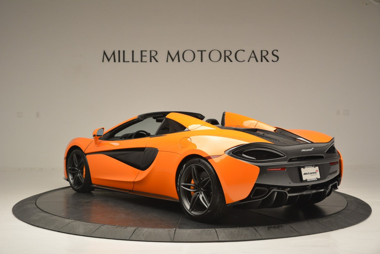 New 2019 McLaren 570S Spider Convertible For Sale In Greenwich, CT 2520_p5