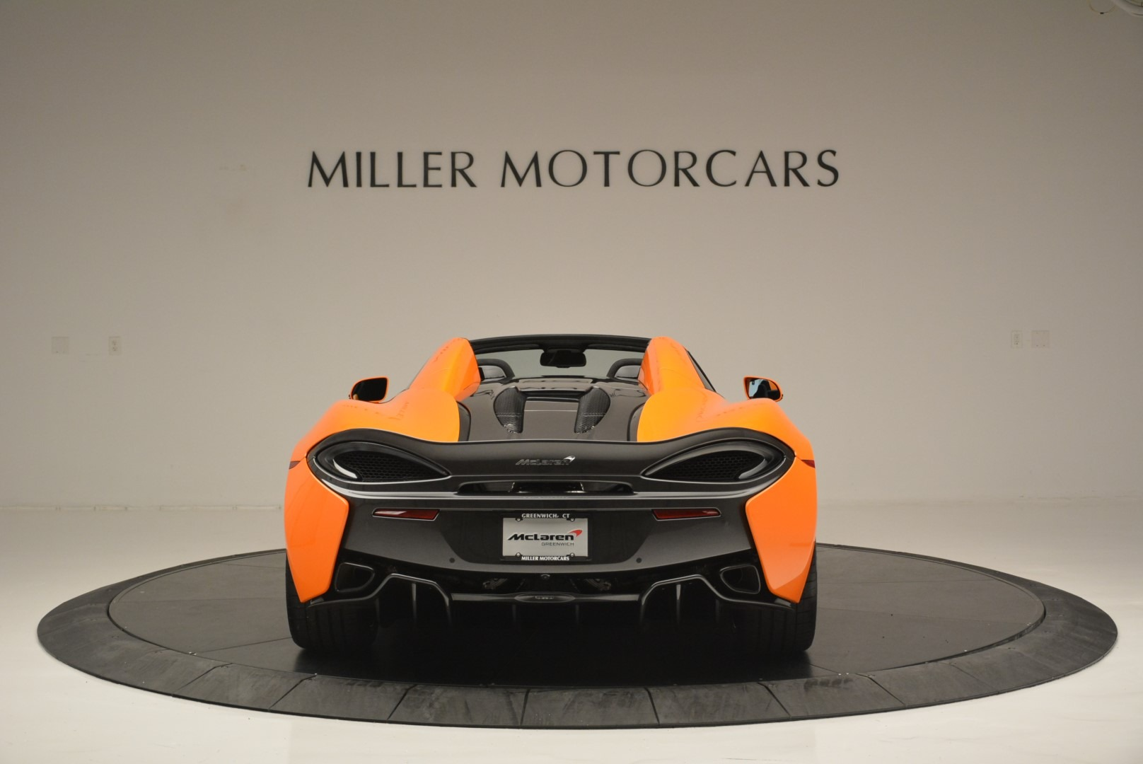 New 2019 McLaren 570S Spider Convertible For Sale In Greenwich, CT 2520_p6