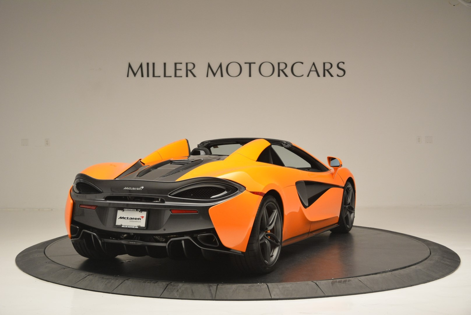 New 2019 McLaren 570S Spider Convertible For Sale In Greenwich, CT 2520_p7