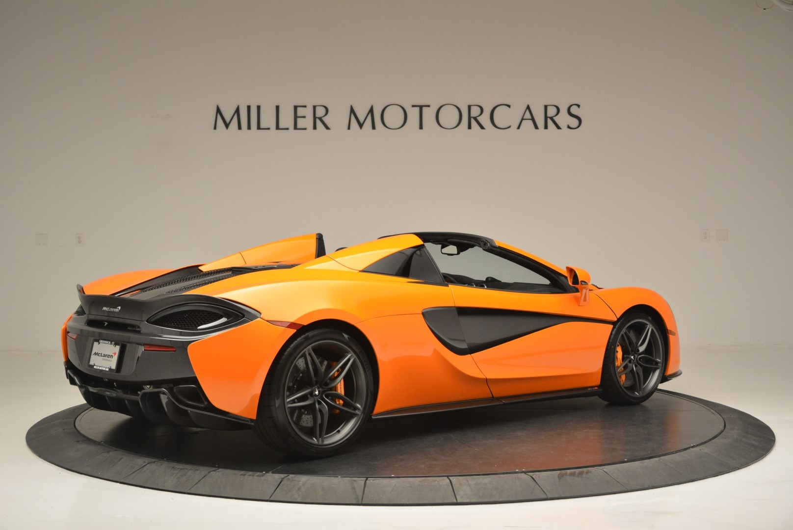 New 2019 McLaren 570S Spider Convertible For Sale In Greenwich, CT 2520_p8