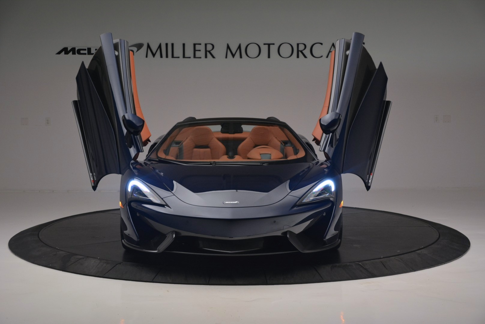 New 2019 McLaren 570S Spider Convertible For Sale In Greenwich, CT 2521_p13