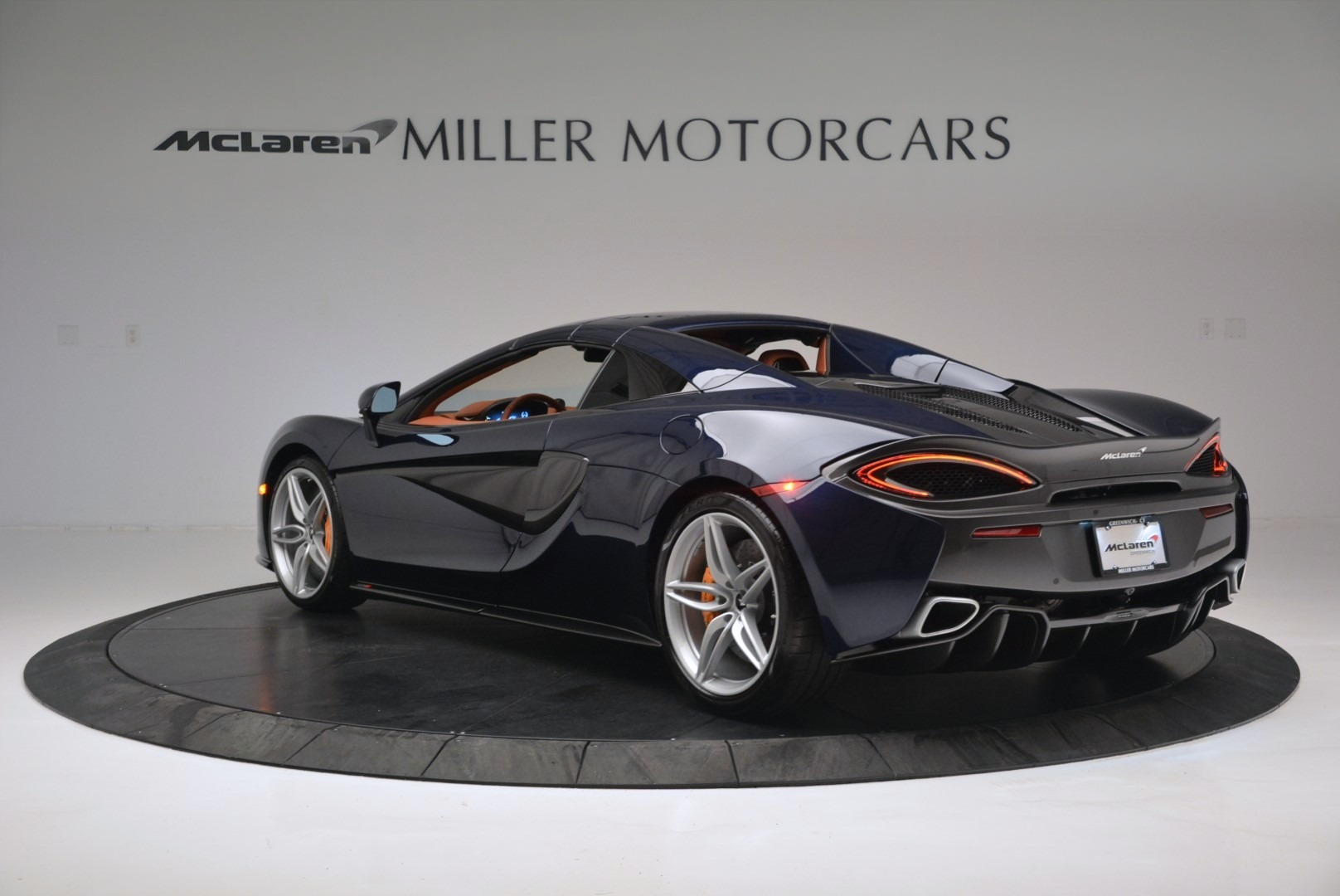New 2019 McLaren 570S Spider Convertible For Sale In Greenwich, CT 2521_p17