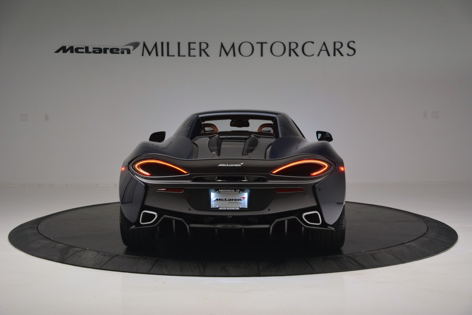 New 2019 McLaren 570S Spider Convertible For Sale In Greenwich, CT 2521_p18