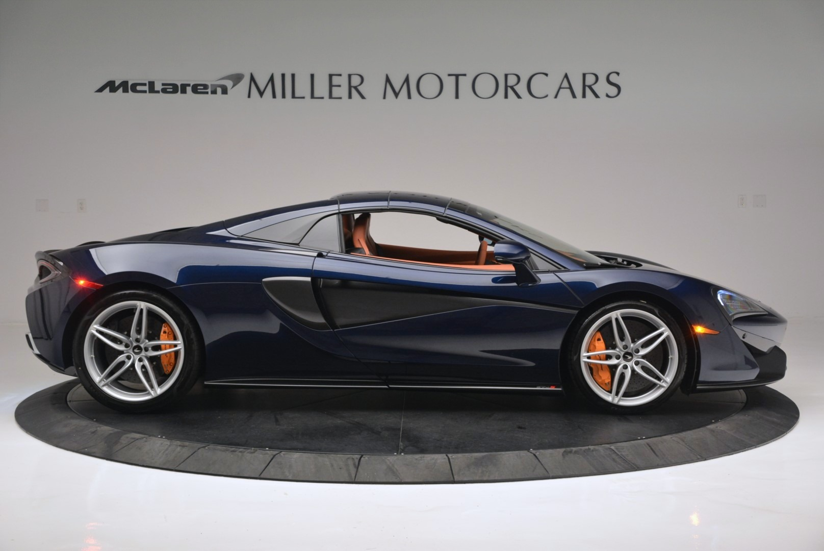 New 2019 McLaren 570S Spider Convertible For Sale In Greenwich, CT 2521_p20