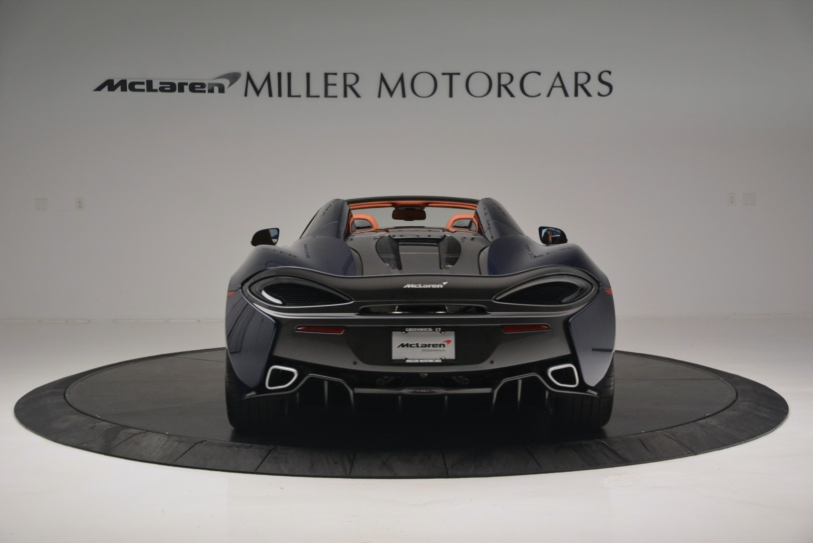 New 2019 McLaren 570S Spider Convertible For Sale In Greenwich, CT 2521_p6