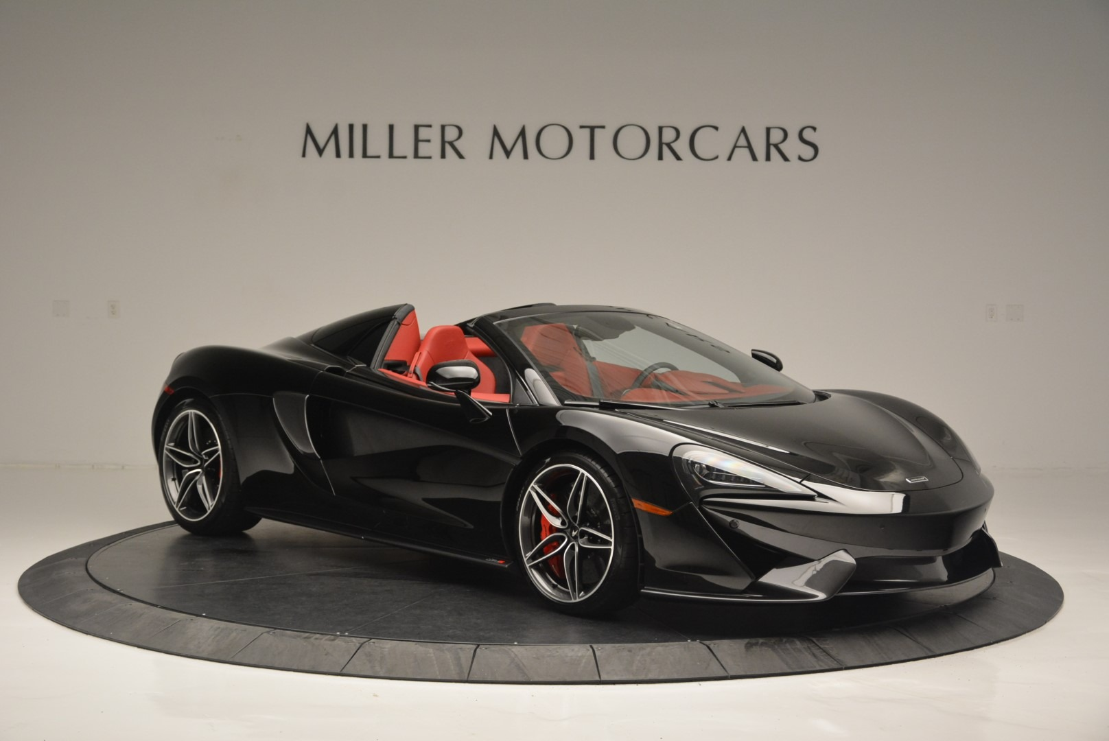 New 2019 McLaren 570S Spider Convertible For Sale In Greenwich, CT 2522_p10