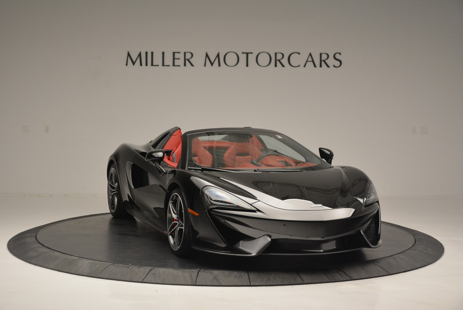 New 2019 McLaren 570S Spider Convertible For Sale In Greenwich, CT 2522_p11