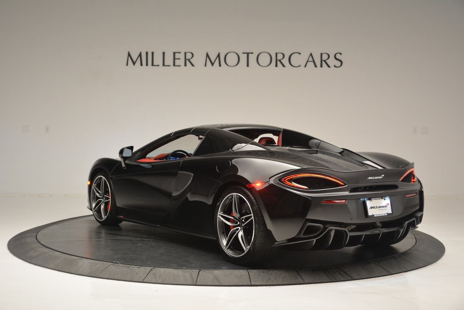 New 2019 McLaren 570S Spider Convertible For Sale In Greenwich, CT 2522_p17
