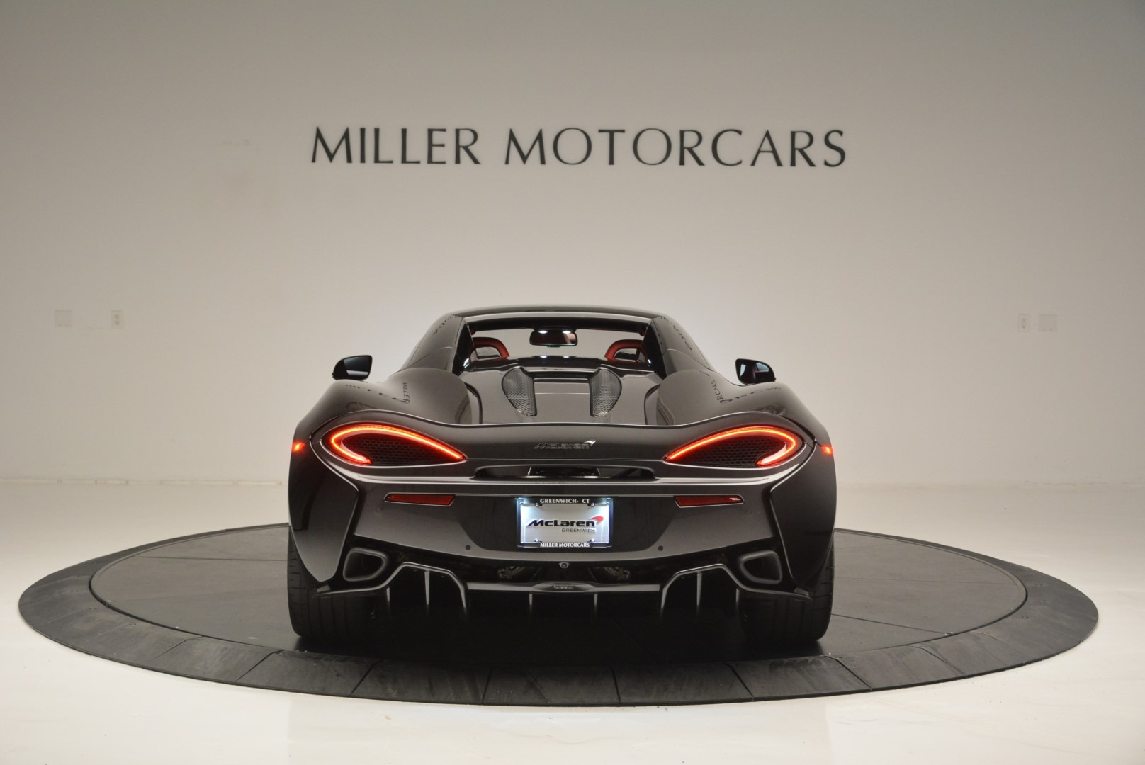 New 2019 McLaren 570S Spider Convertible For Sale In Greenwich, CT 2522_p18
