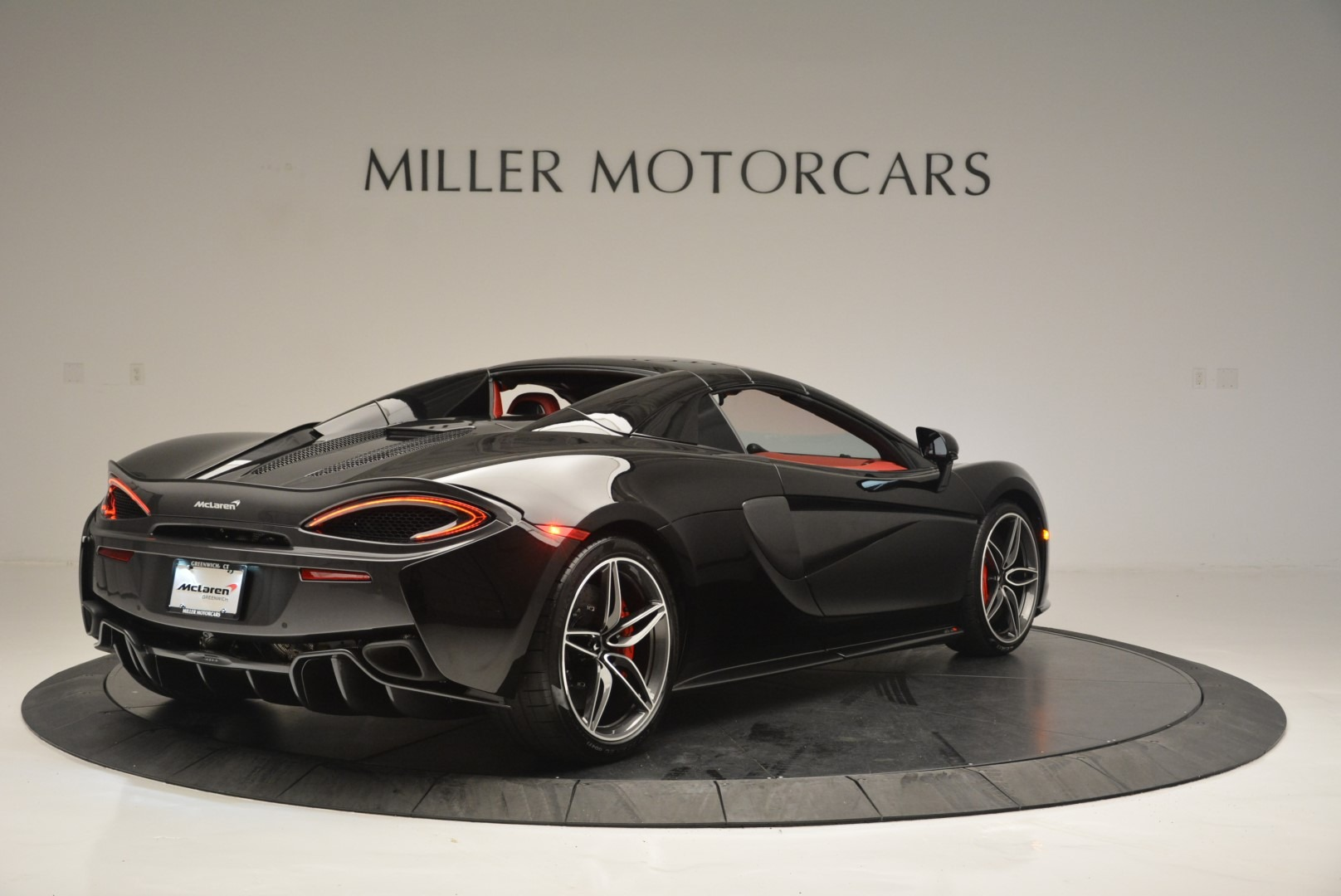 New 2019 McLaren 570S Spider Convertible For Sale In Greenwich, CT 2522_p19