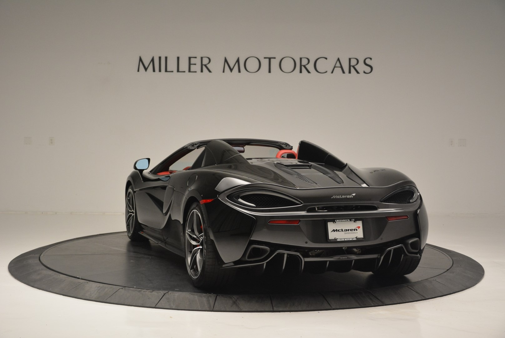 New 2019 McLaren 570S Spider Convertible For Sale In Greenwich, CT 2522_p5