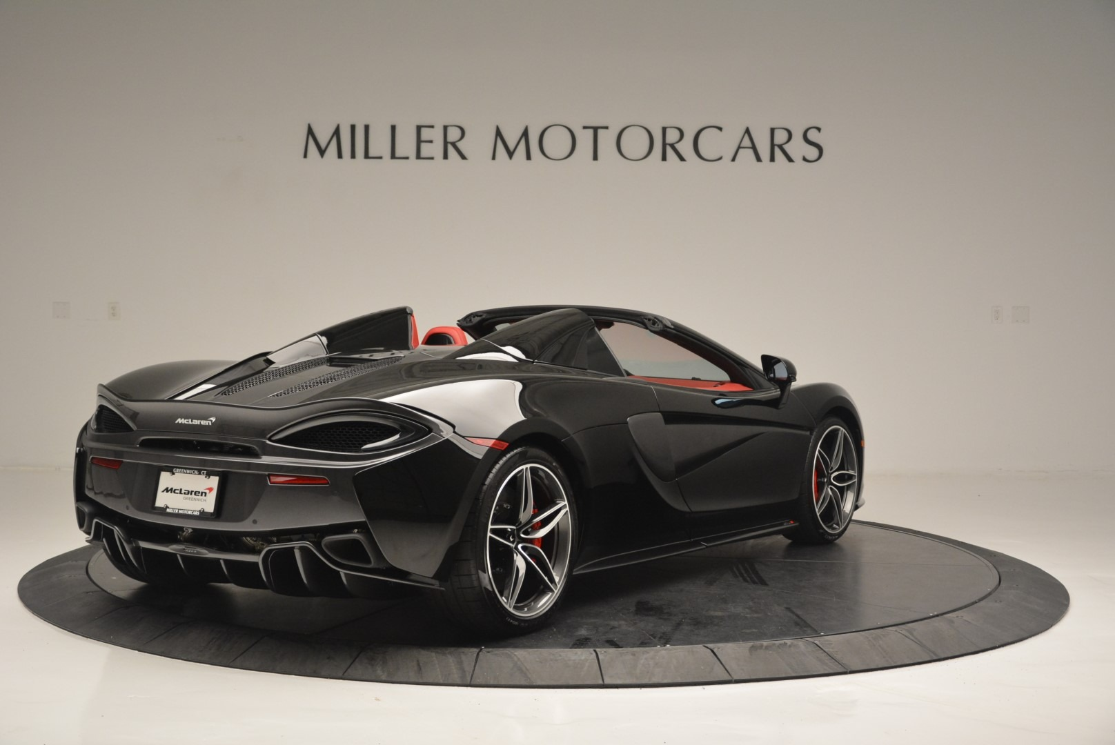 New 2019 McLaren 570S Spider Convertible For Sale In Greenwich, CT 2522_p7