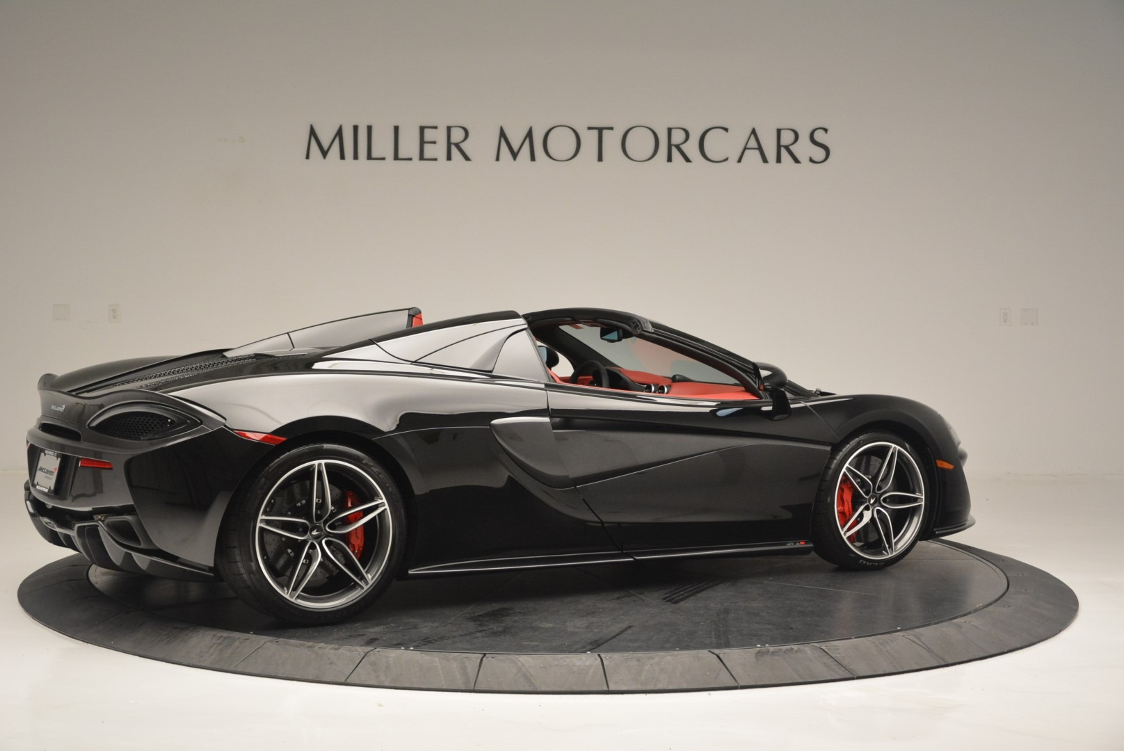 New 2019 McLaren 570S Spider Convertible For Sale In Greenwich, CT 2522_p8