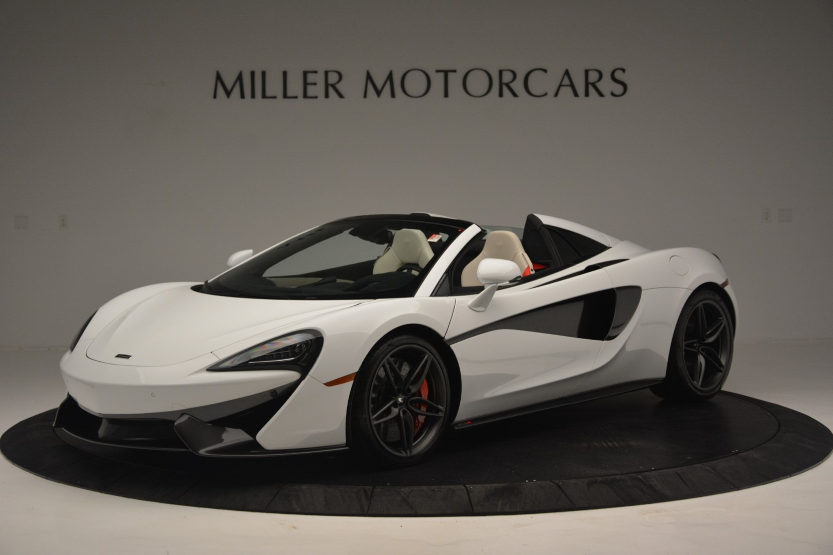 New 2019 McLaren 570S Spider Convertible For Sale In Greenwich, CT 2523_main