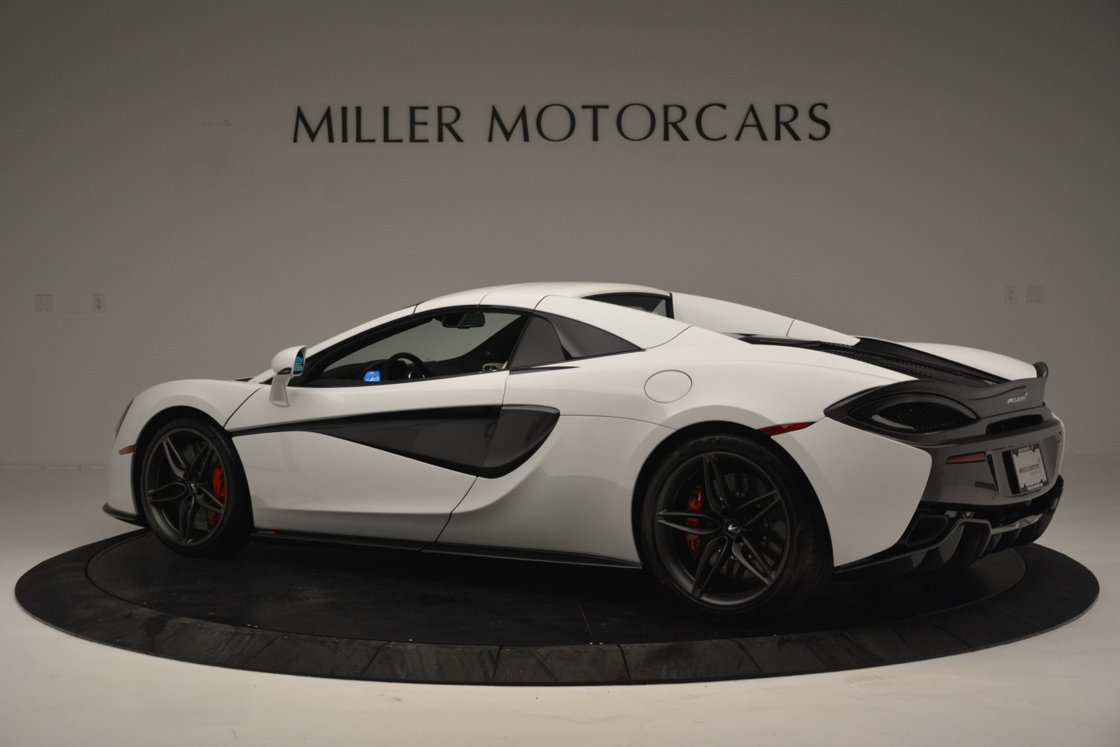 New 2019 McLaren 570S Spider Convertible For Sale In Greenwich, CT 2523_p17