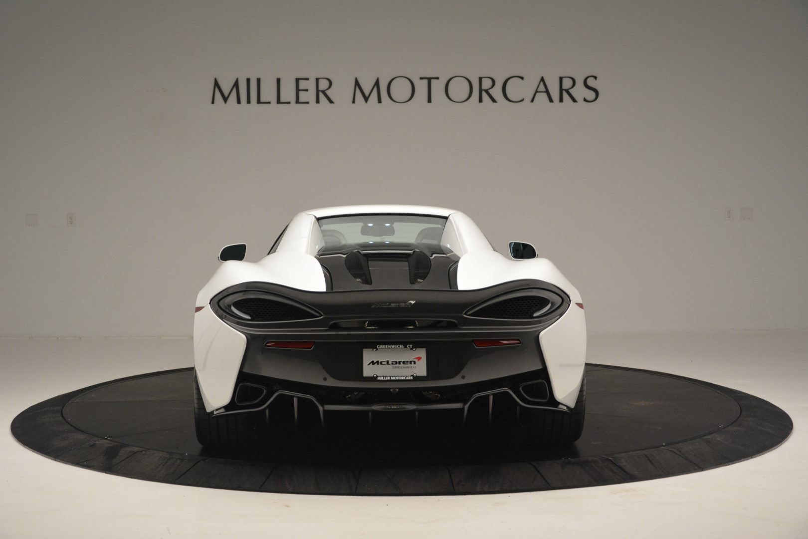 New 2019 McLaren 570S Spider Convertible For Sale In Greenwich, CT 2523_p18