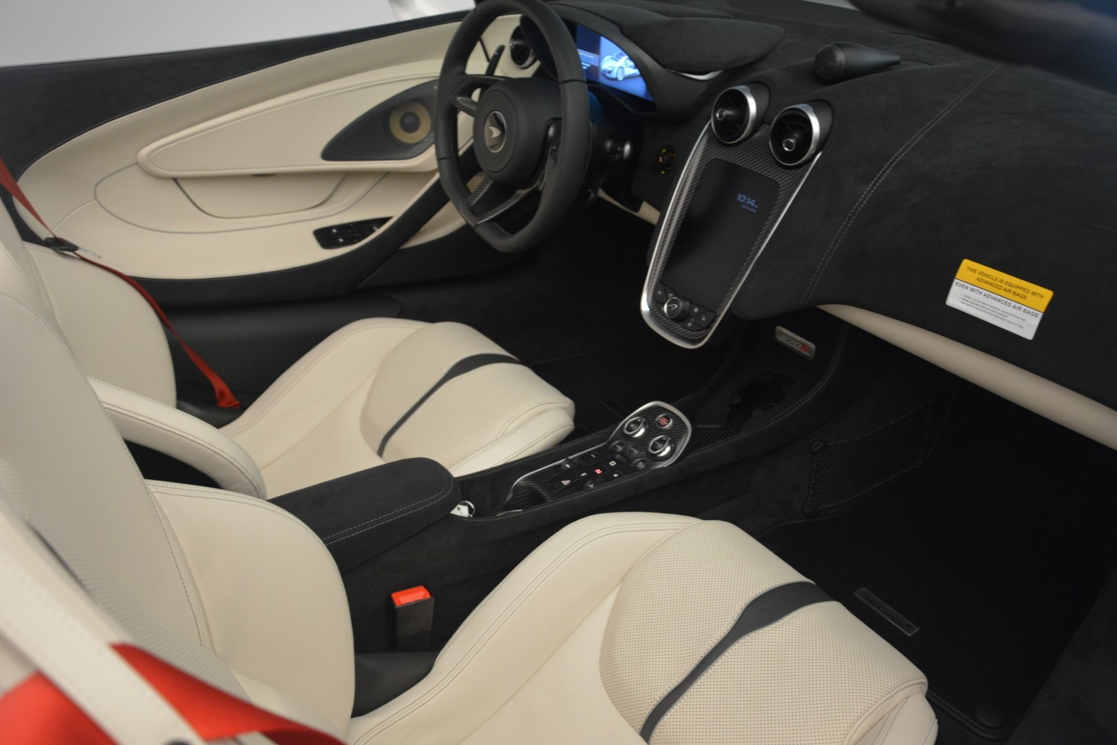 New 2019 McLaren 570S Spider Convertible For Sale In Greenwich, CT 2523_p26