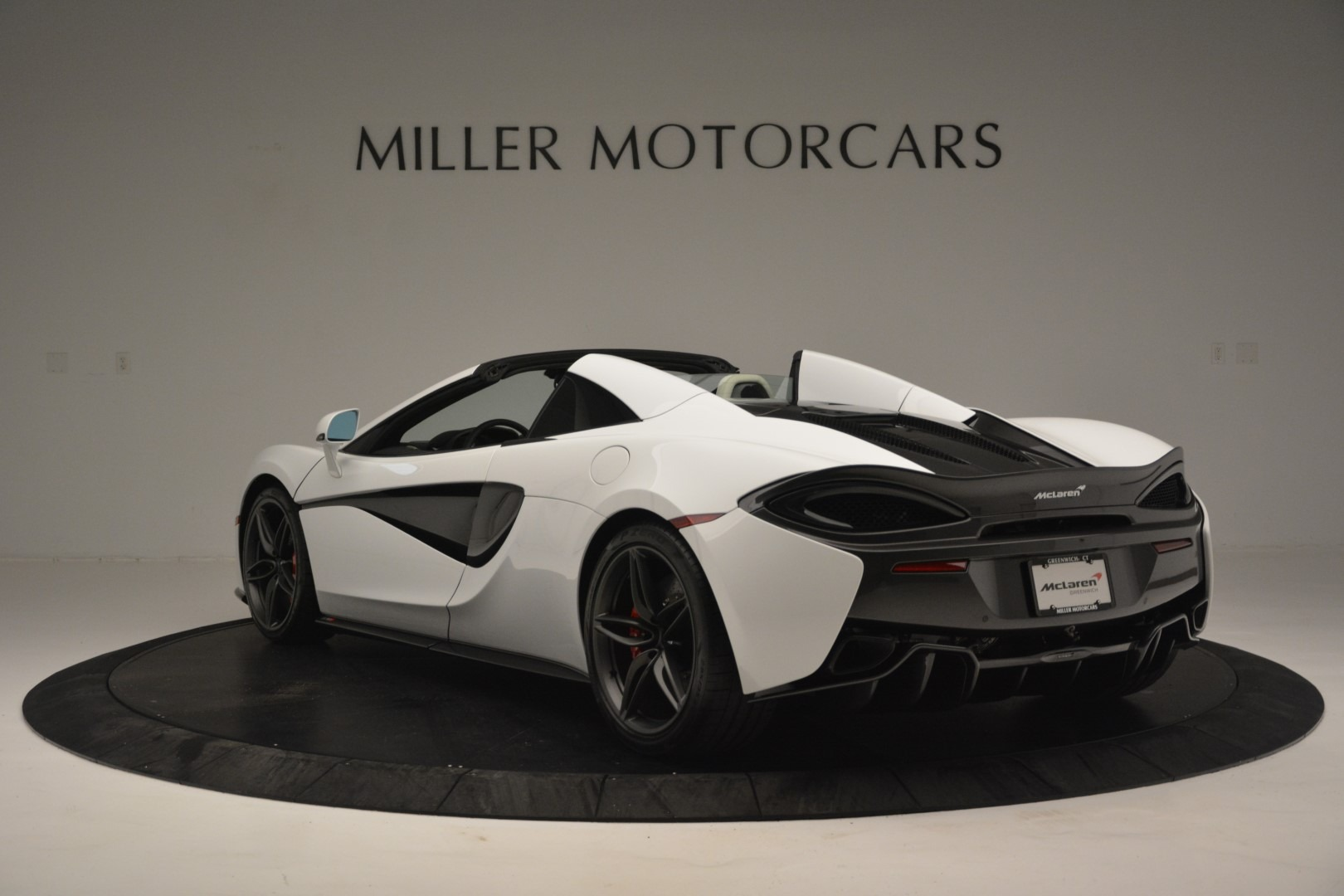 New 2019 McLaren 570S Spider Convertible For Sale In Greenwich, CT 2523_p5