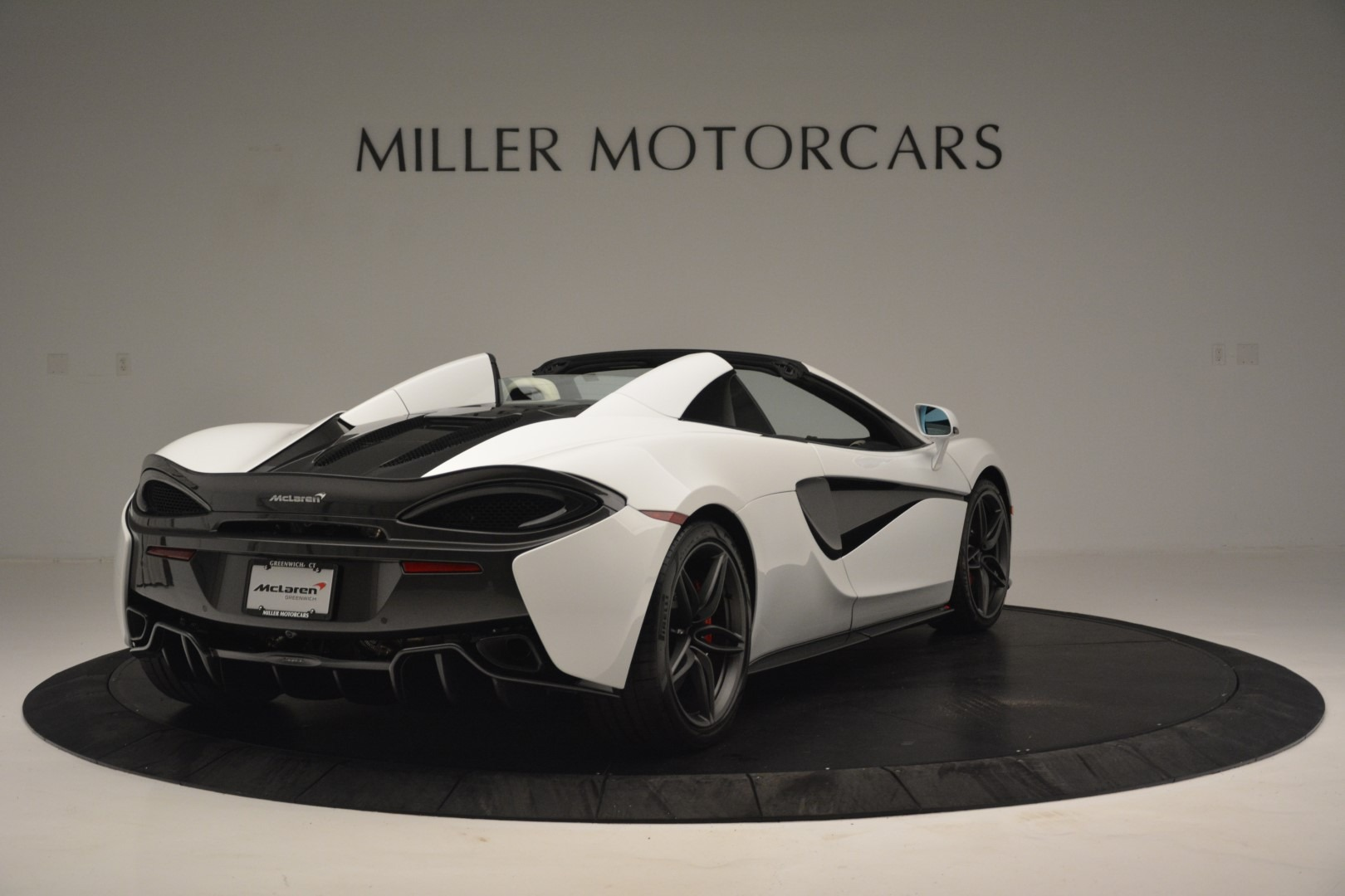 New 2019 McLaren 570S Spider Convertible For Sale In Greenwich, CT 2523_p7
