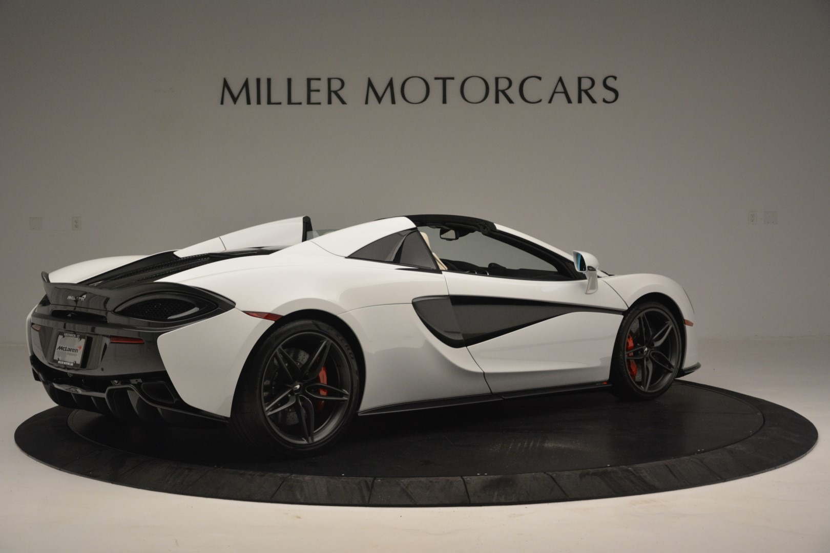New 2019 McLaren 570S Spider Convertible For Sale In Greenwich, CT 2523_p8