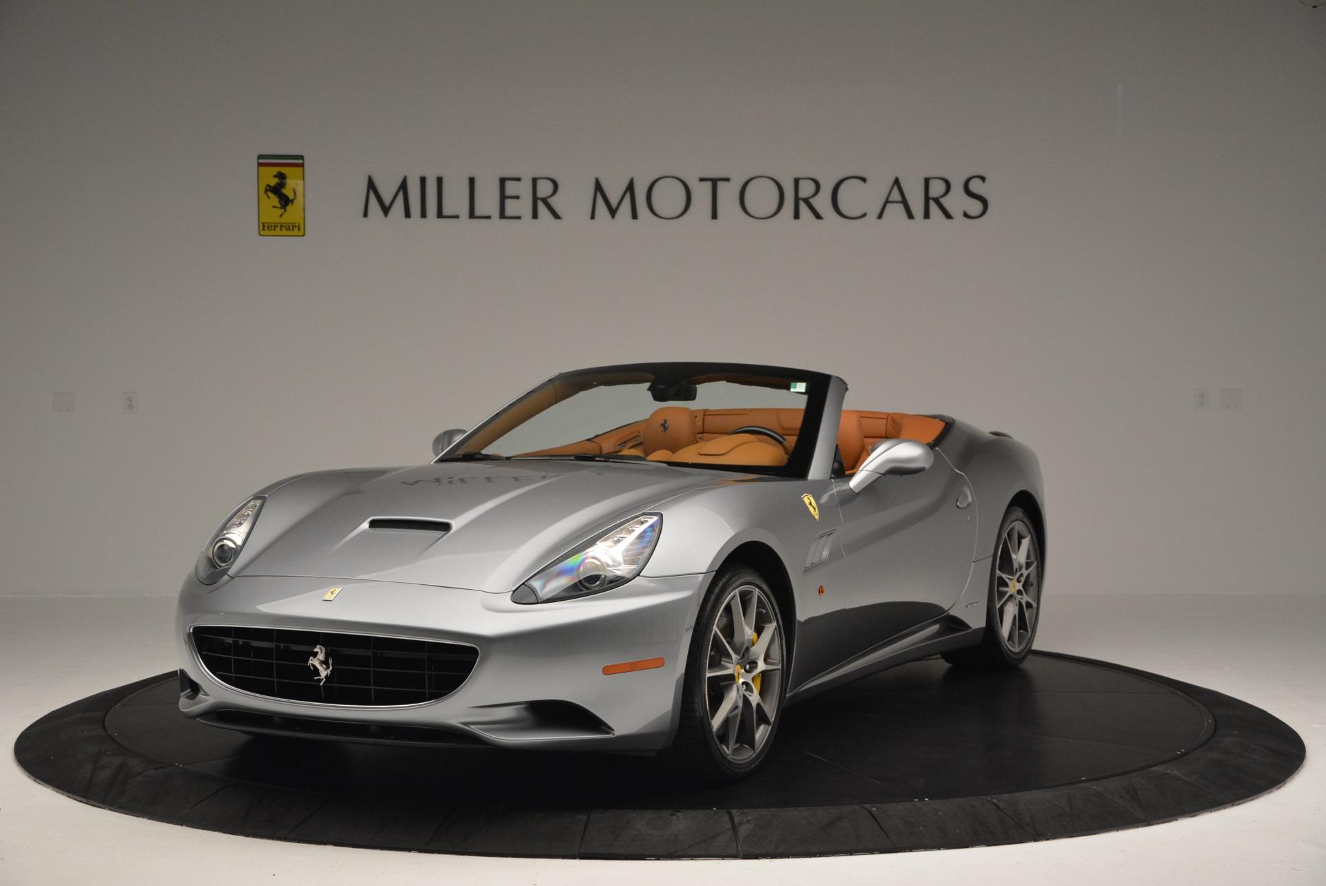 Used 2012 Ferrari California  For Sale In Greenwich, CT 2524_main