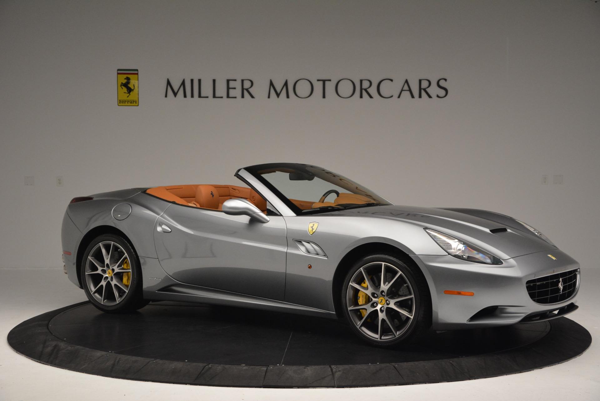 Used 2012 Ferrari California  For Sale In Greenwich, CT 2524_p10