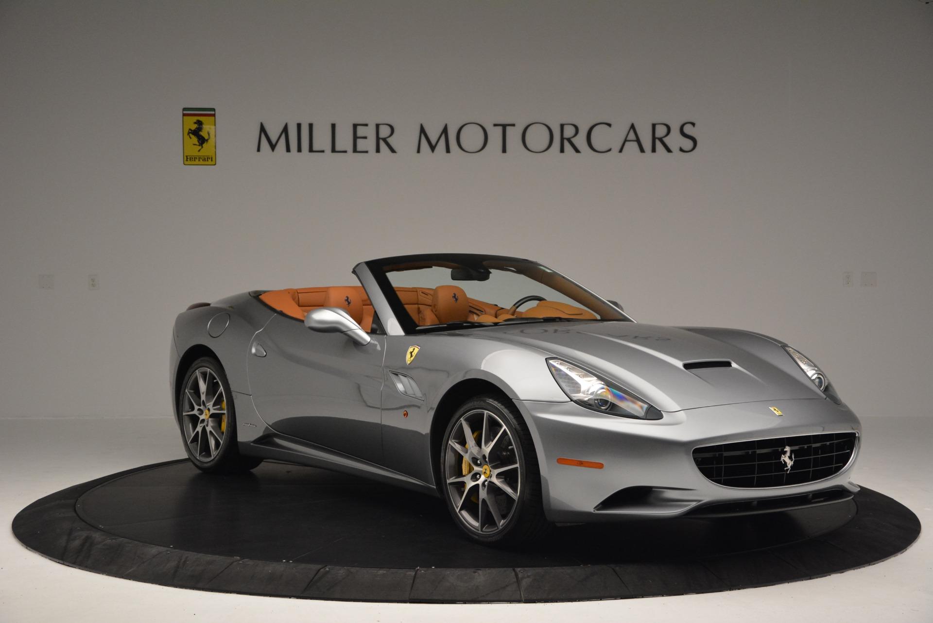 Used 2012 Ferrari California  For Sale In Greenwich, CT 2524_p11