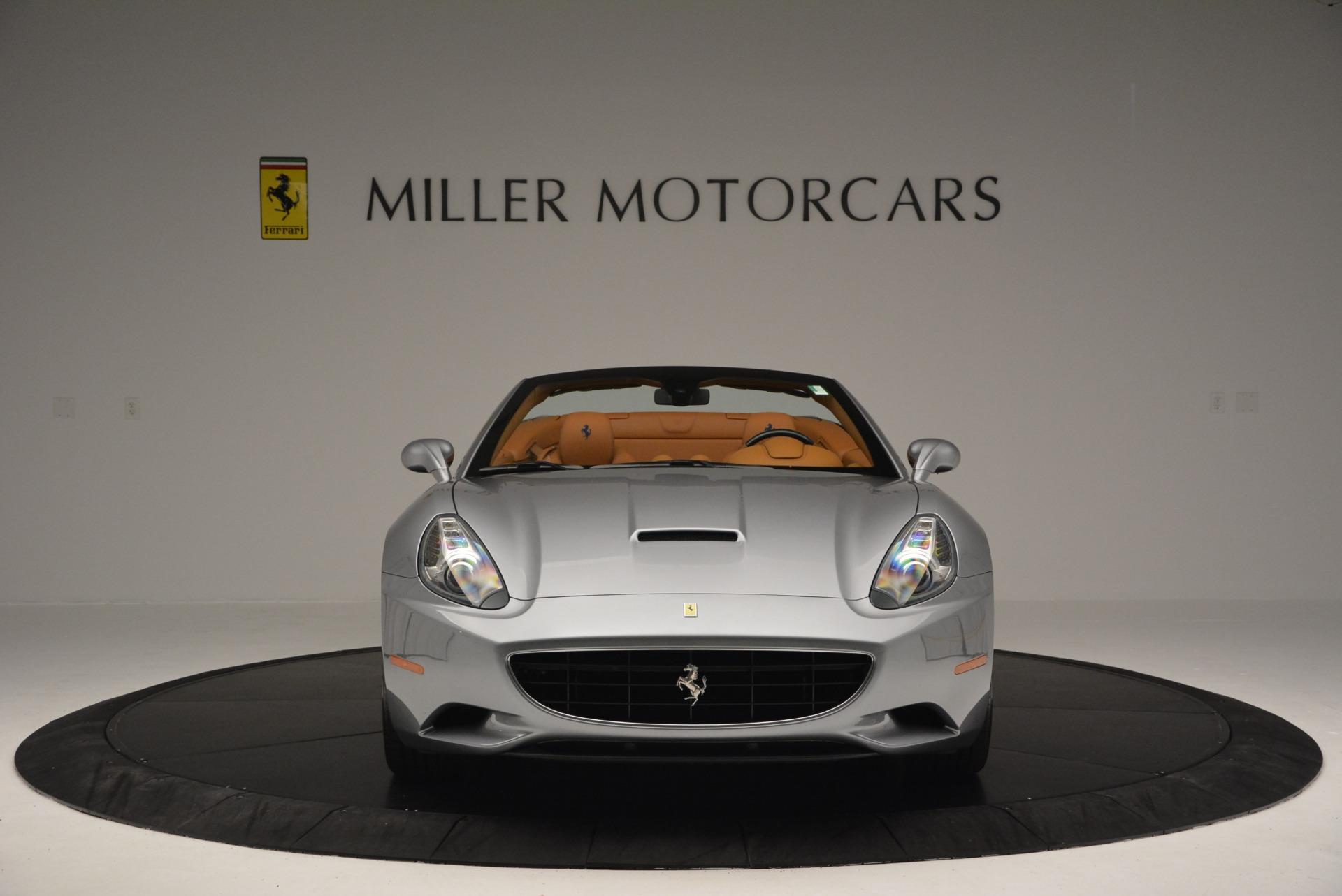 Used 2012 Ferrari California  For Sale In Greenwich, CT 2524_p12