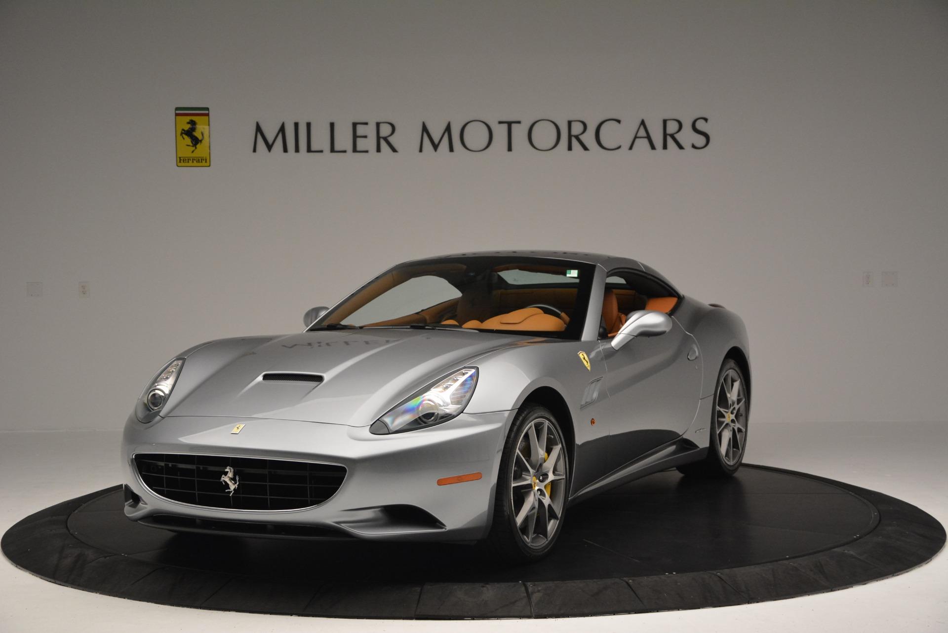 Used 2012 Ferrari California  For Sale In Greenwich, CT 2524_p13