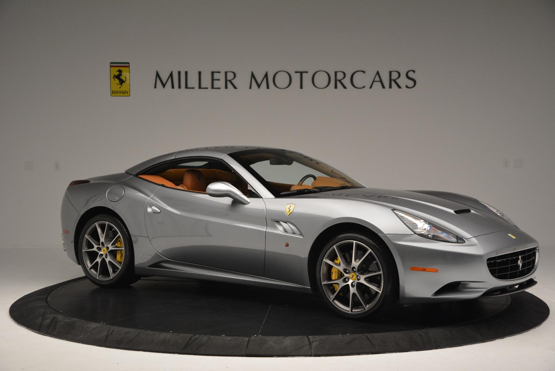 Used 2012 Ferrari California  For Sale In Greenwich, CT 2524_p22