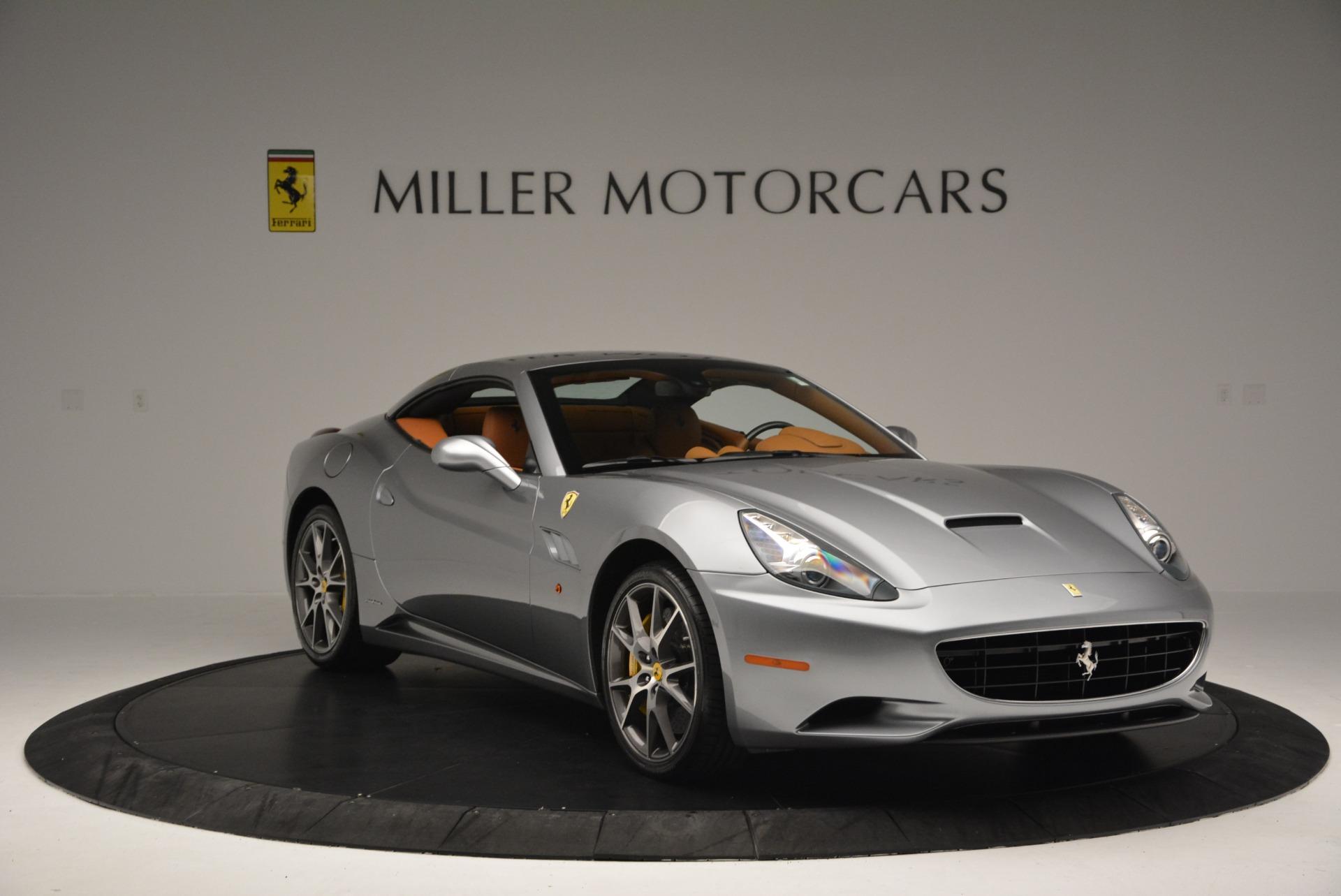 Used 2012 Ferrari California  For Sale In Greenwich, CT 2524_p23