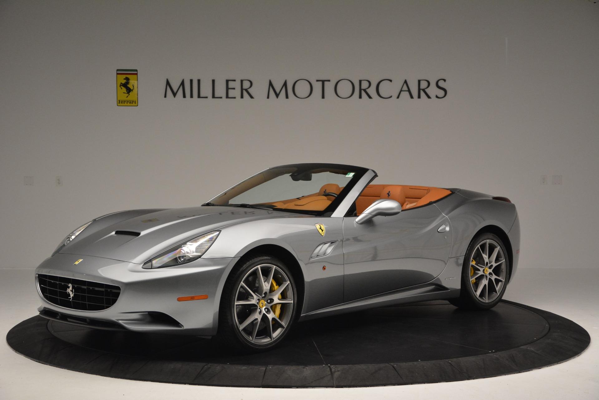 Used 2012 Ferrari California  For Sale In Greenwich, CT 2524_p2
