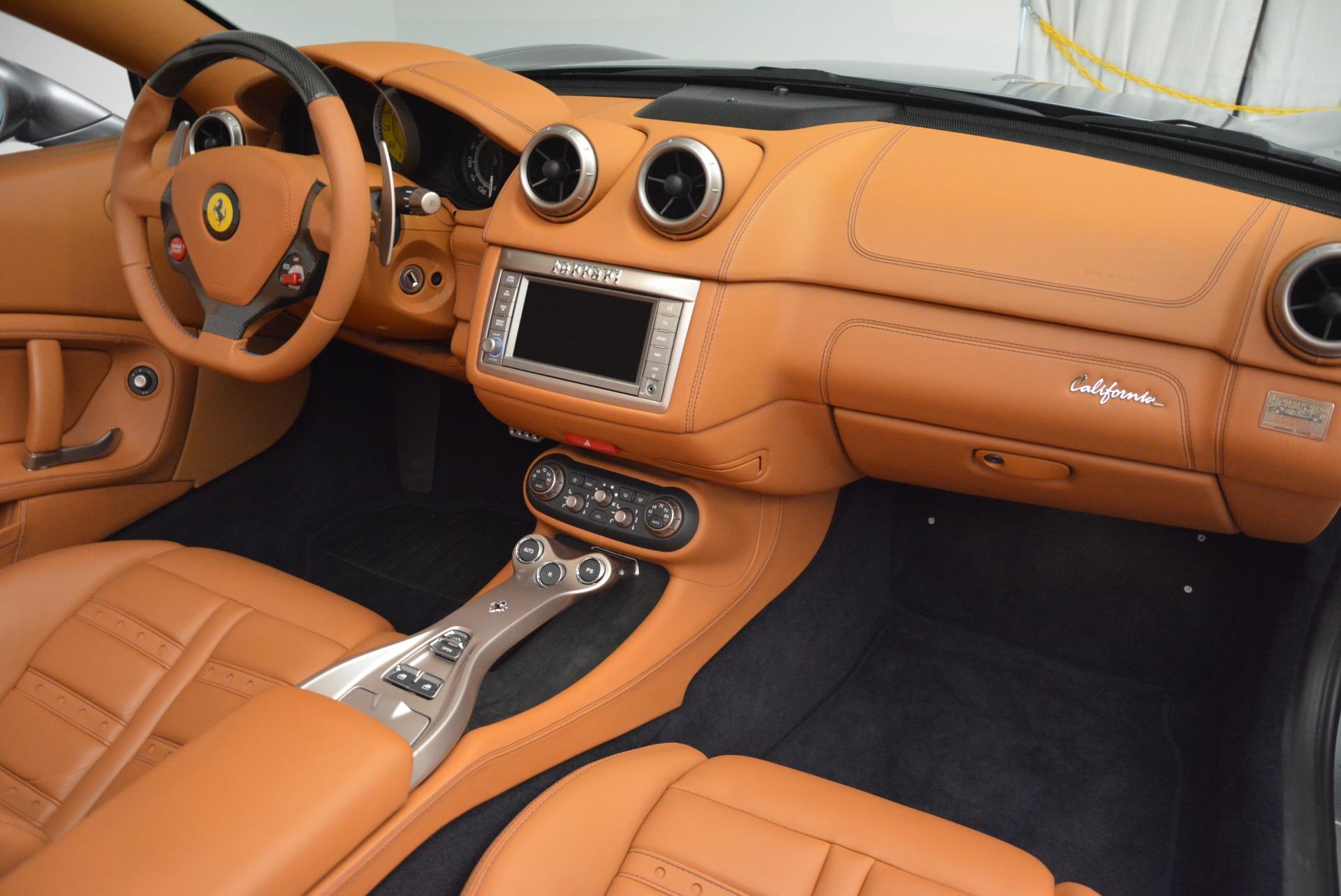 Used 2012 Ferrari California  For Sale In Greenwich, CT 2524_p30