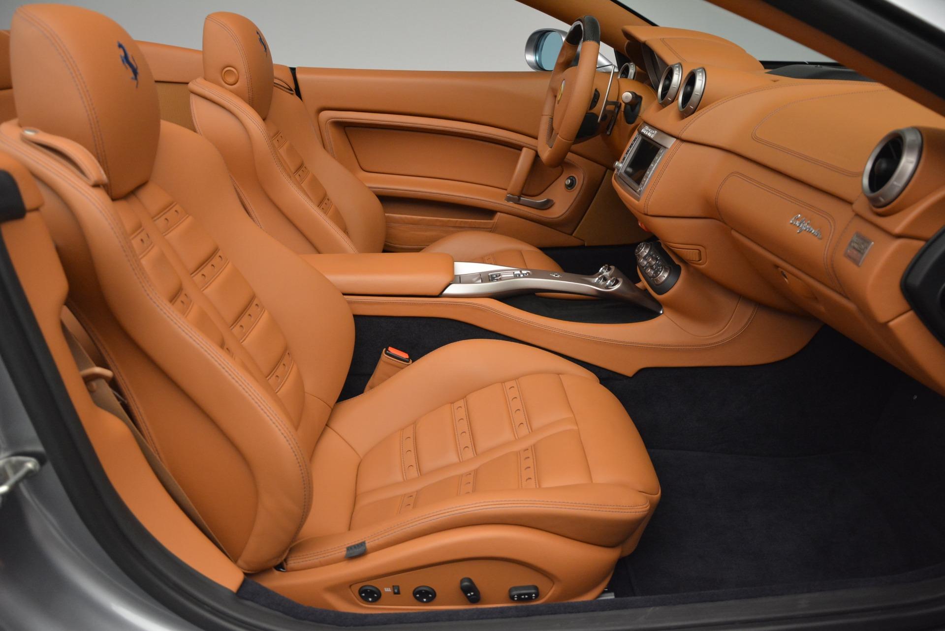 Used 2012 Ferrari California  For Sale In Greenwich, CT 2524_p31