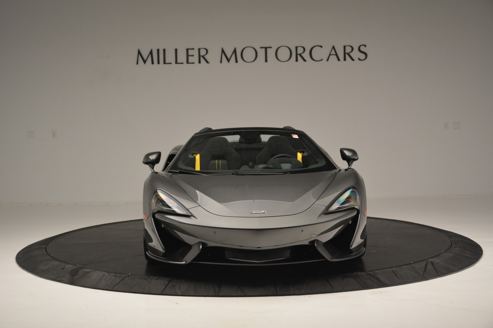 New 2019 McLaren 570S Spider Convertible For Sale In Greenwich, CT 2526_p12
