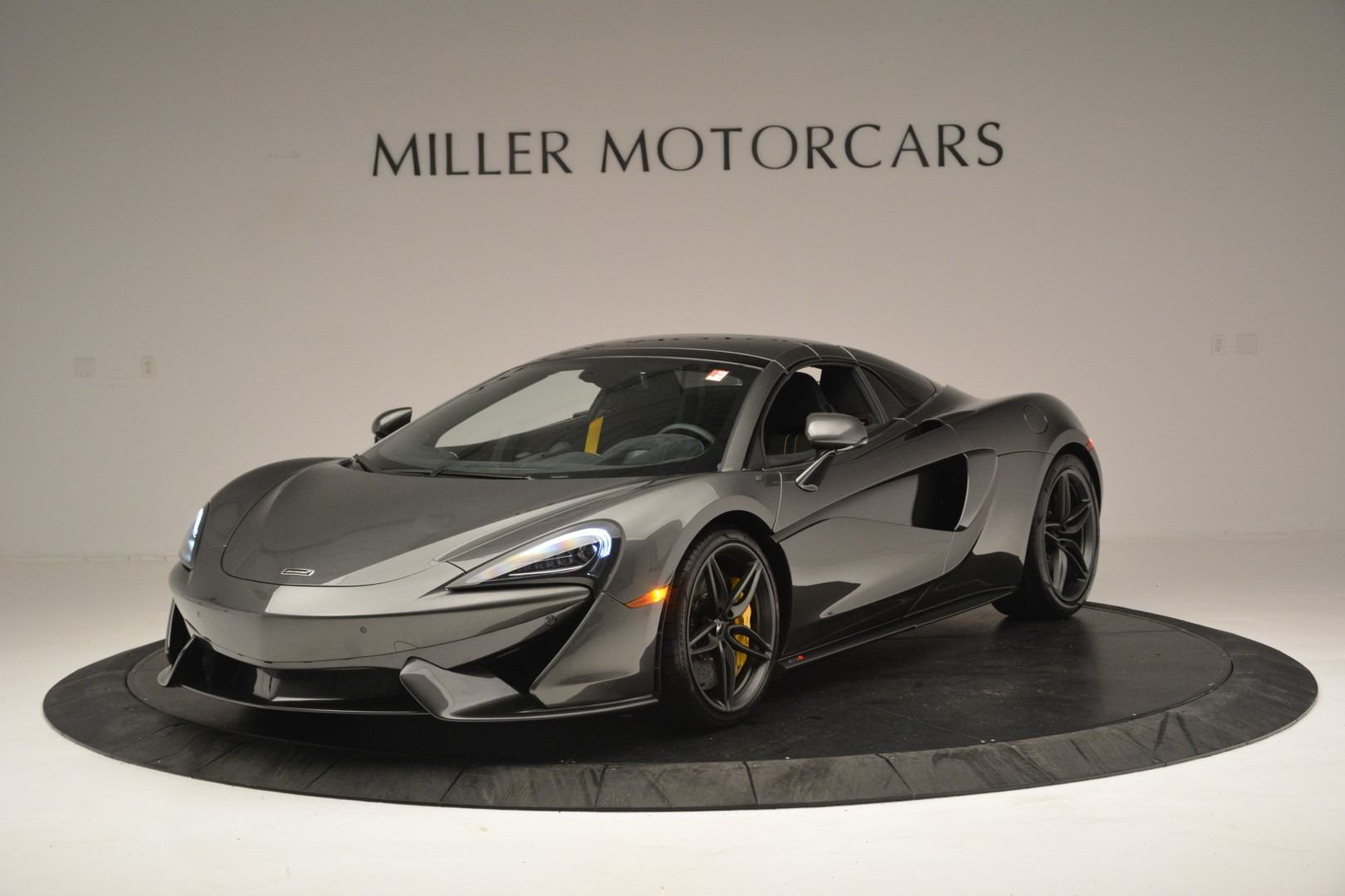 New 2019 McLaren 570S Spider Convertible For Sale In Greenwich, CT 2526_p15