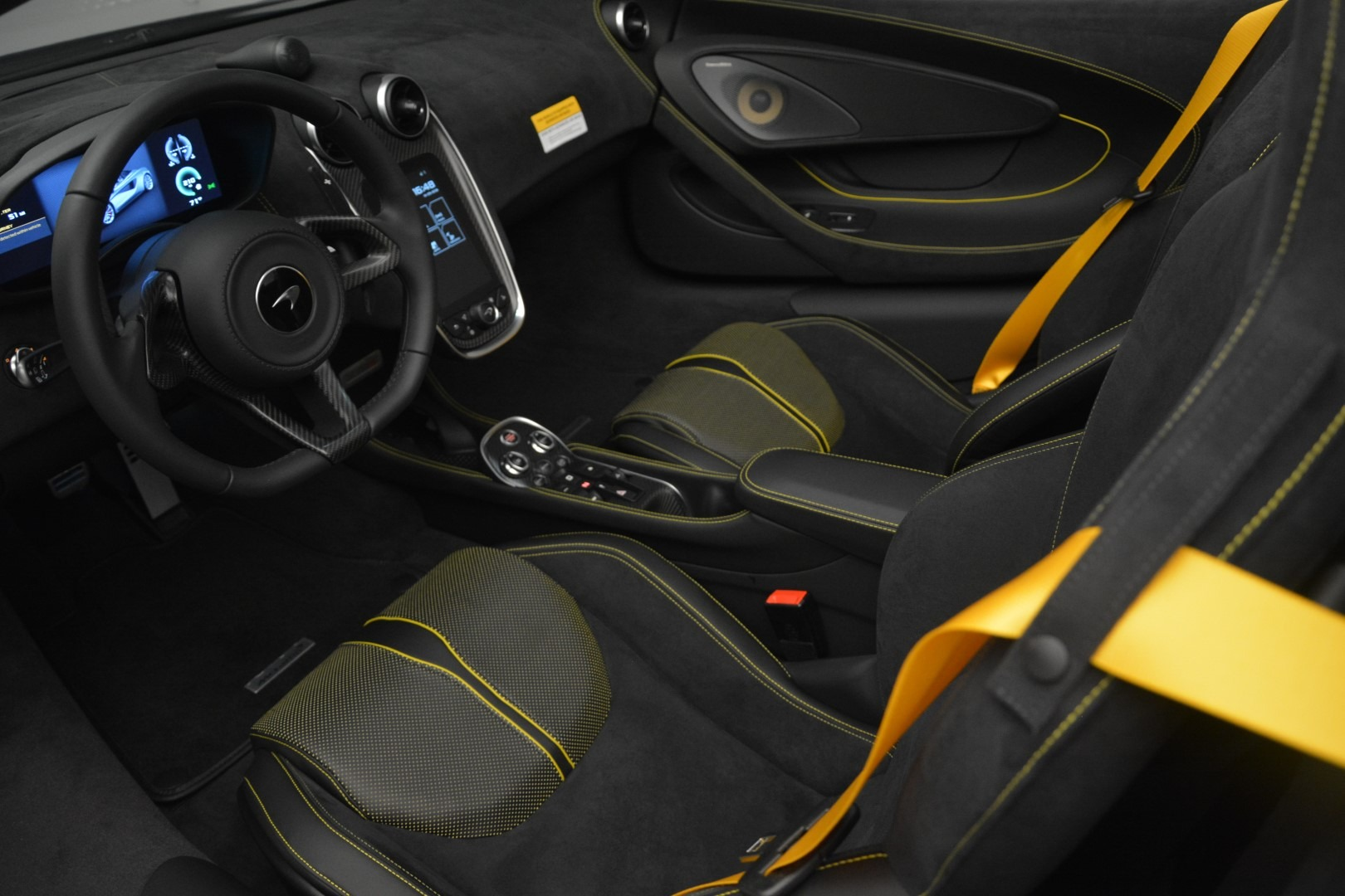 New 2019 McLaren 570S Spider Convertible For Sale In Greenwich, CT 2526_p23