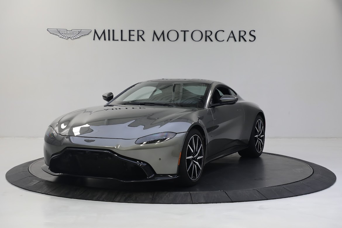 New 2019 Aston Martin Vantage Coupe For Sale In Greenwich, CT 2527_p13