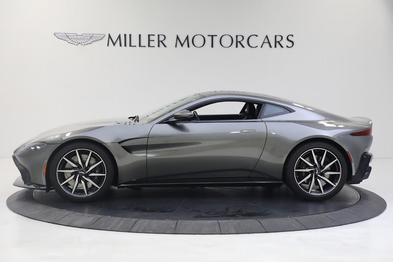 New 2019 Aston Martin Vantage V8 For Sale In Greenwich, CT 2527_p2