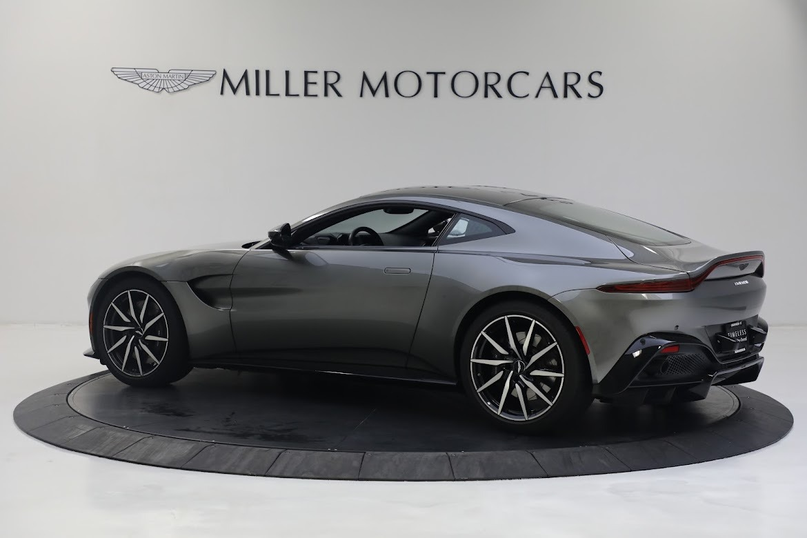 New 2019 Aston Martin Vantage Coupe For Sale In Greenwich, CT 2527_p3