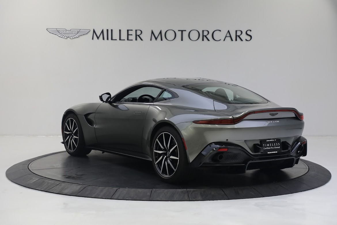 New 2019 Aston Martin Vantage Coupe For Sale In Greenwich, CT 2527_p5