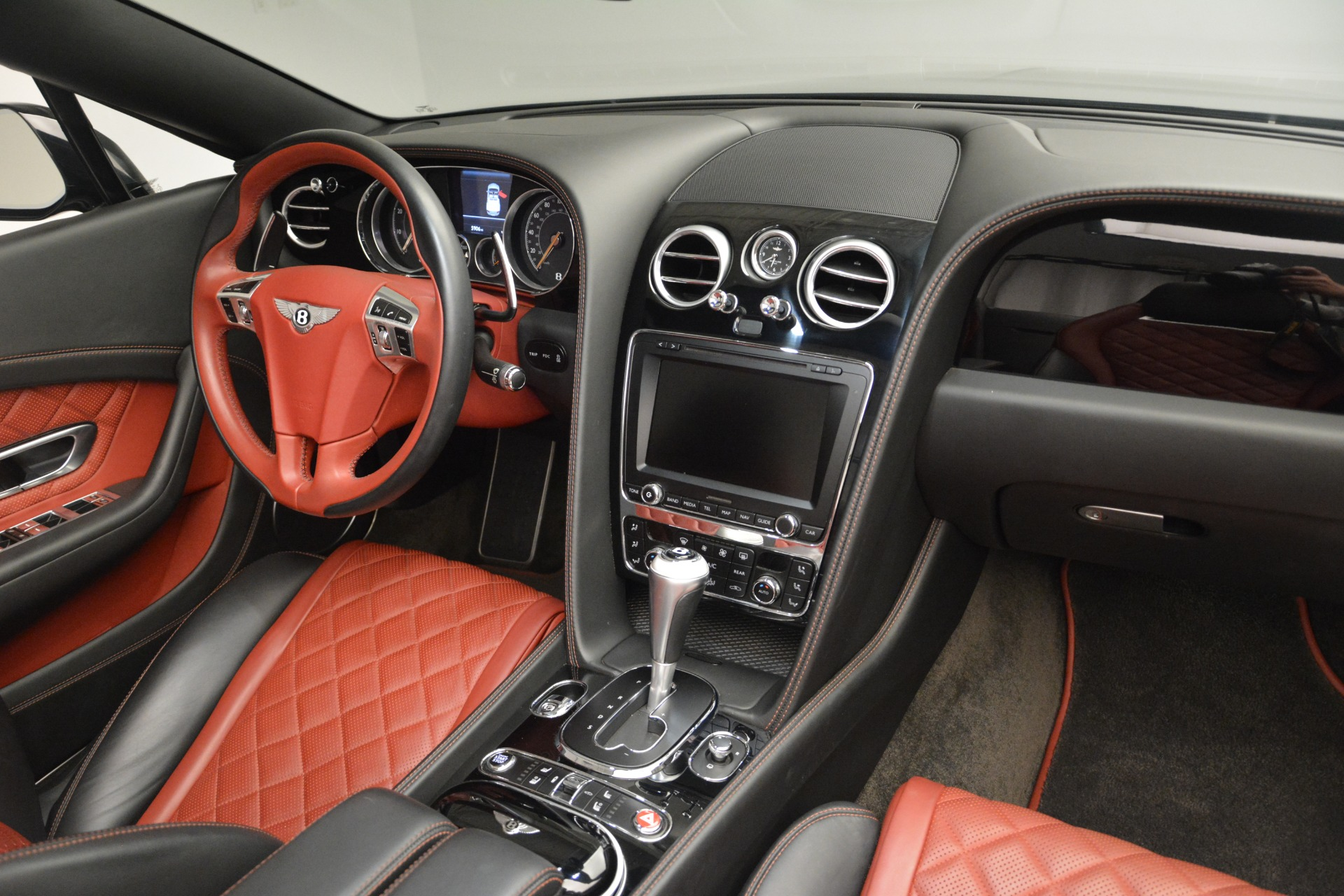 Used 2016 Bentley Continental GT V8 S For Sale In Greenwich, CT 2530_p29