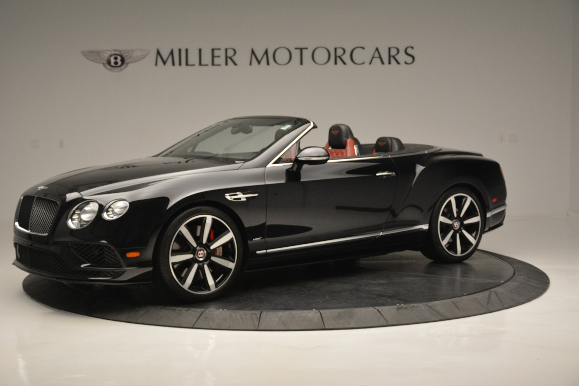 Used 2016 Bentley Continental GT V8 S For Sale In Greenwich, CT 2530_p2