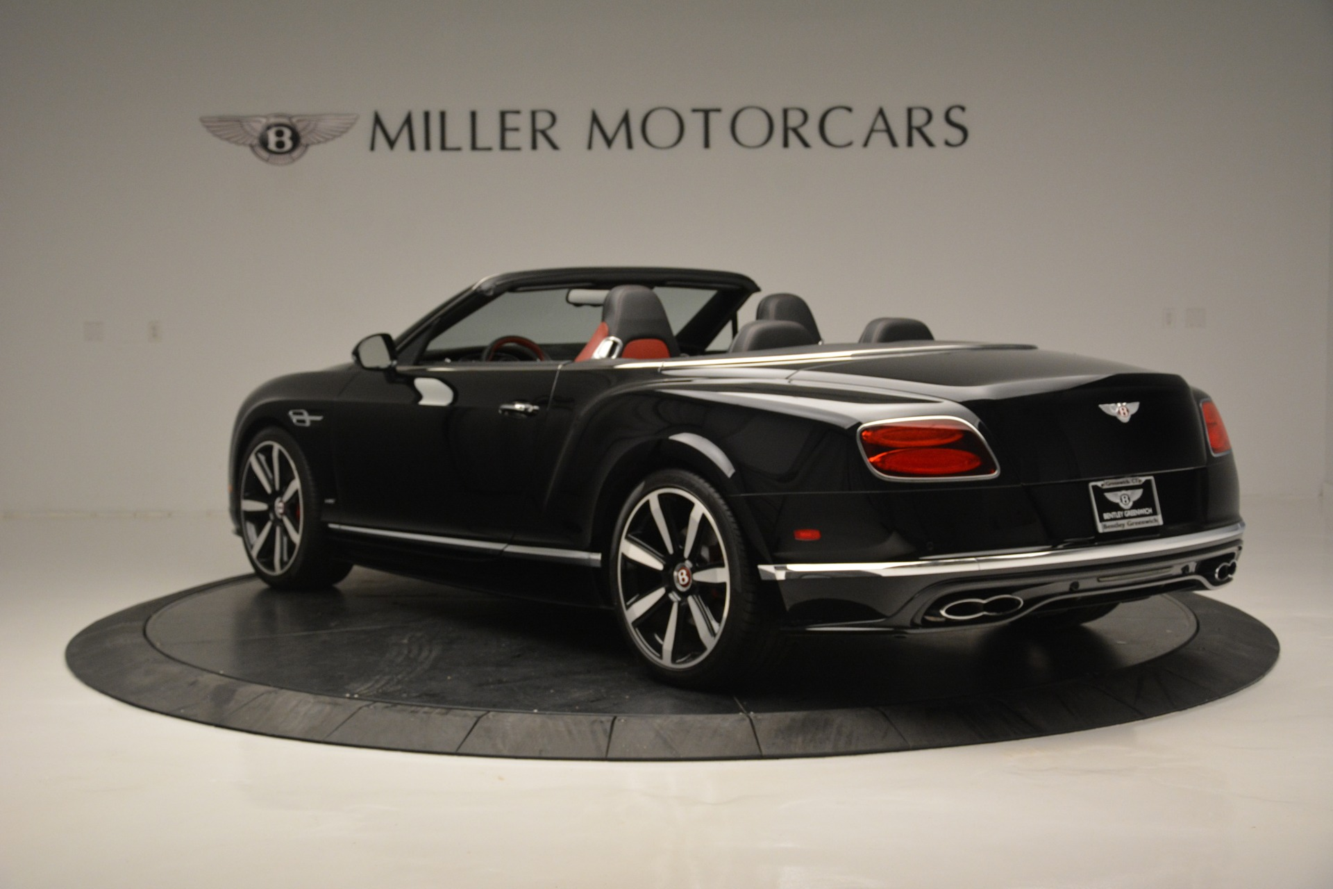 Used 2016 Bentley Continental GT V8 S For Sale In Greenwich, CT 2530_p5